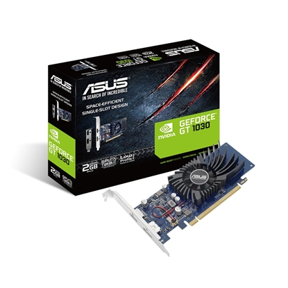 Attēls no ASUS GT1030-2G-BRK GeForce GT 1030 2GB GDDR5
