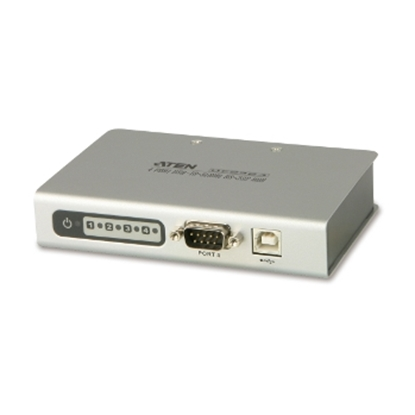 Изображение ATEN USB-RS232 Converter 4 port