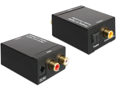 Picture of Delock Audio Converter Analogue  Digital