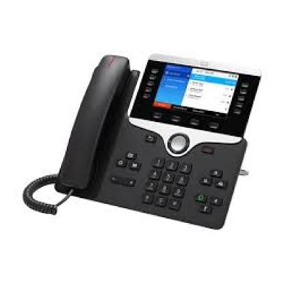 Attēls no Cisco IP Phone 8861 for 3rd Party Call Control