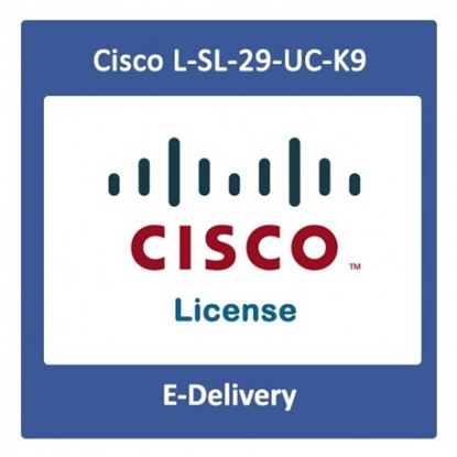 Picture of CISCO UC E-DELIV PAK FOR CISCO 2901-2951