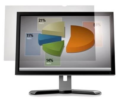 Attēls no 3M AG195W9B Anti-Glare Filter f LCD Widescreen Monitor 19,5