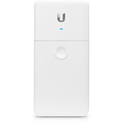 Изображение Ubiquiti NanoSwitch Outdoor GbE 24V 1xPoE-In, 3xPoE-Out Passthrough Switch