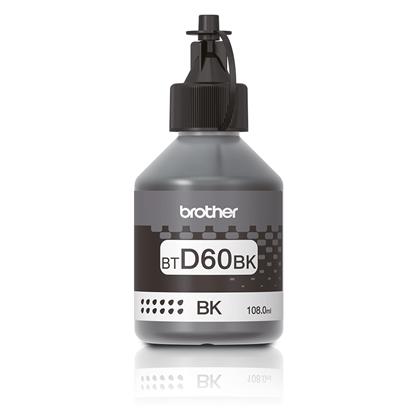 Picture of Brother BTD60BK Black Ink