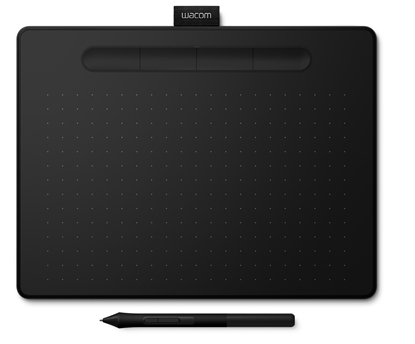 Attēls no Wacom Intuos M Bluetooth Black
