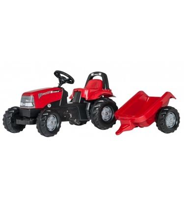 Attēls no Bērnu traktors ar pedāļiem ar piekabi rollyKid Case 1170CVX (2,5-5 gadiem) 012411 Vācija