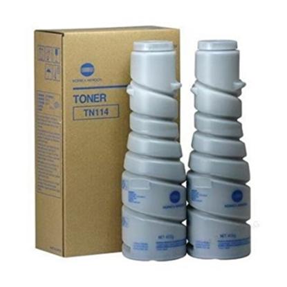 Изображение Toner kit TN114 (2 bot.) 22K copies (6%), compatible with 1611/2011/7216/7220/162/163/210/211 (replaces 8937722)