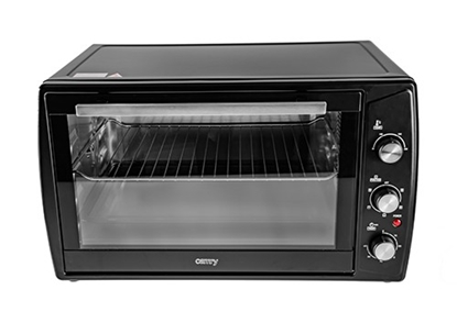 Attēls no Camry Mini Oven CR 6017  63 L, Table top, Black, 2200 W
