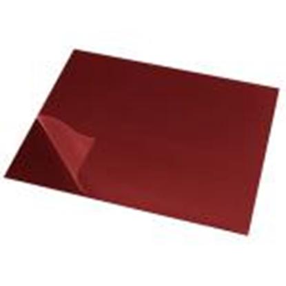 Изображение Galda segums 52x65cm bordo ar plēvi,  Rillstab