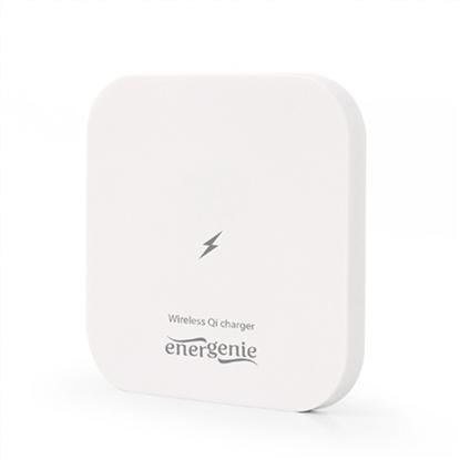 Attēls no Energenie Wireless Qi Charger 5 W - White