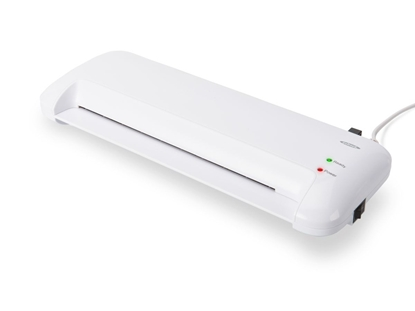 Picture of ednet Laminator A4 80-125 Heating: Mica Plate white