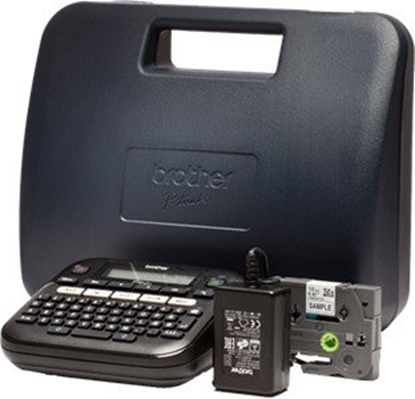 Изображение Brother PT-D210VP label printer Thermal transfer 180 x 180 DPI