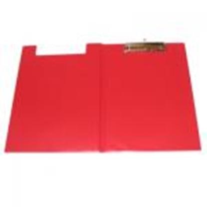 Изображение *Planšete ar vāku A4 sarkana