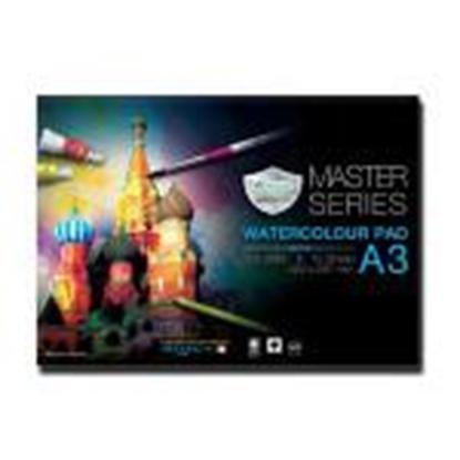 Picture of Akvareļu albums A3,  15 lapas, 200g/m2 MASTERART
