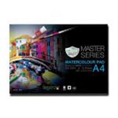 Picture of Akvareļu albums A4 15 lapas, 200g/m2,  MASTERART