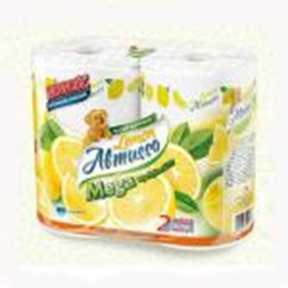 Attēls no Dvieļi Almusso Lemon,  2 slāņi,  2 ruļļi x 20m