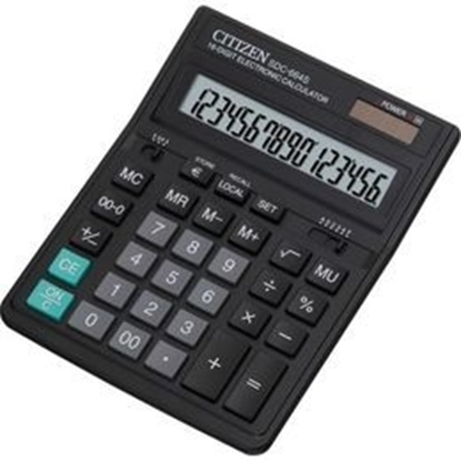 Attēls no Citizen calculator SDC-554S