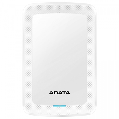 "Picture of ADATA External Hard Drive HV300 1000 GB, 2.5 "", USB 3.1, White"
