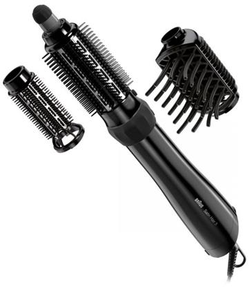 Изображение Akcija! BRAUN matu ieveidotājs, melns