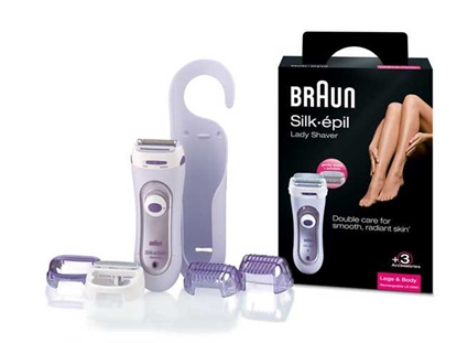 Picture of Braun LS 5560 Violet Trimmer