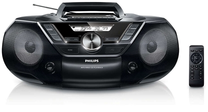 Attēls no Philips CD Soundmachine AZ787/12 12W Play MP3-CD, USB, FM tuner