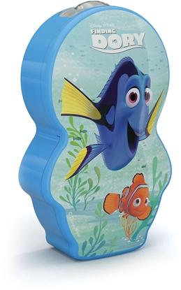 "Attēls no (V) Izpārdošanas cena! Philips Disney ""Finding Dory"" LED nakts lukturītis"