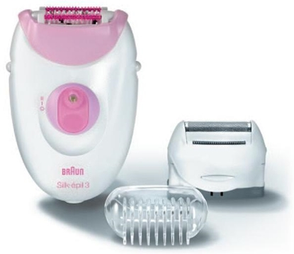 Изображение Akcija! BRAUN epilators SE 3270