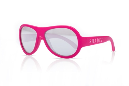 Изображение Akcija! SHADEZ Classic Pink Junior bērnu saulesbrilles, 3-7 gadi