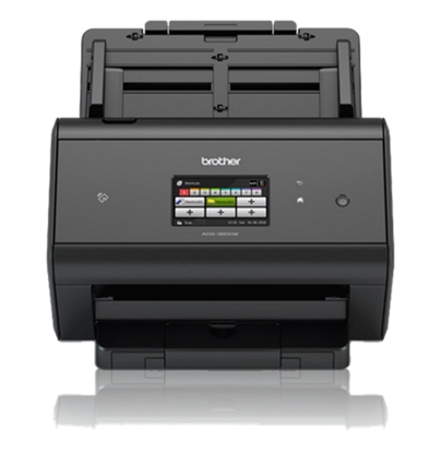 Picture of Brother ADS-3600W scanner ADF scanner 600 x 600 DPI A3 Black