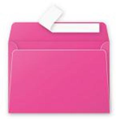 Attēls no Aploksne C6 114x162mm rozā krāsa