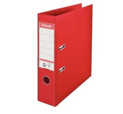 Picture of Esselte 811330 folder A4 Red