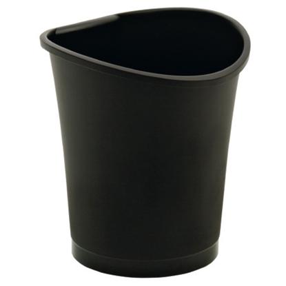Picture of ESSELTE Papīrgrozs   BASKO, tilpums 18 L, melns