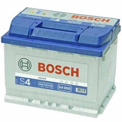 Изображение Akumulators Bosch S4005 60Ah 540A