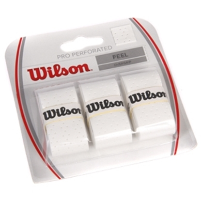 Attēls no Aproce Wilson Pro Overgrip Perforated 3gab.