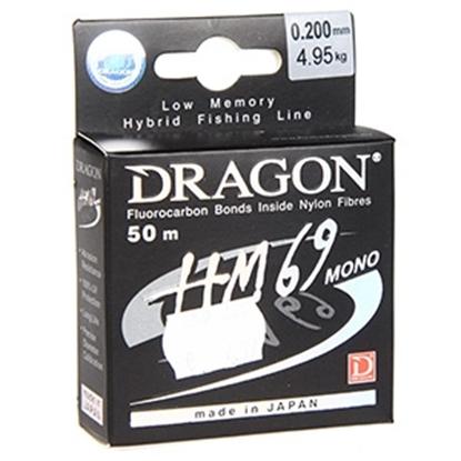 Изображение Aukla Dragon 0.20mm 50m