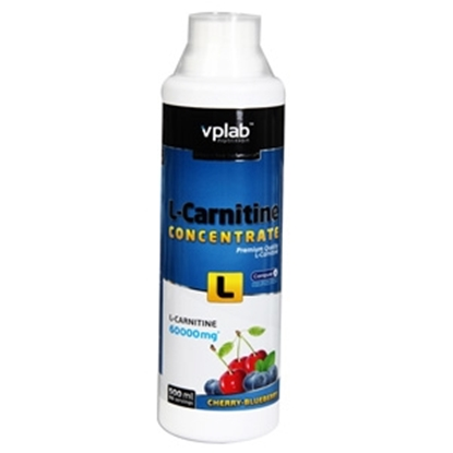Изображение Dzēriens VPLAB L-Carnitine Concentrate 500ml