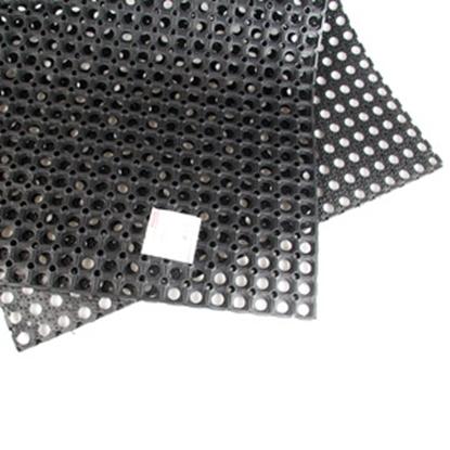 Attēls no Kājslauķis Domino 100x150cm h16mm