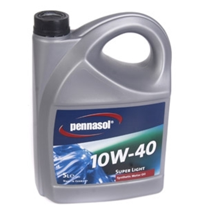 Attēls no Motoreļļa 10W40 Pennasol Super Light 5l
