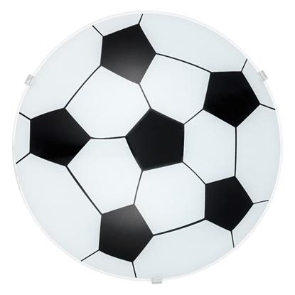 Picture of 583-Pl.l.-ONA 60W E27 futbol.mot.