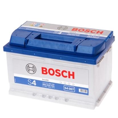 Изображение Akumulators Bosch S4007 72Ah 680A