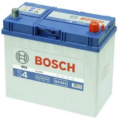Изображение Akumulators Bosch S4021 45Ah 330A