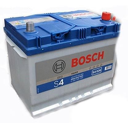 Изображение Akumulators Bosch S4026 70Ah 630A