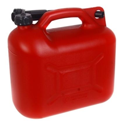 Attēls no Degvielas kanna 10l plastm.