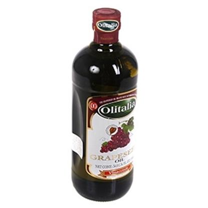 Picture of Eļļa vīnogu Olitalia 1l