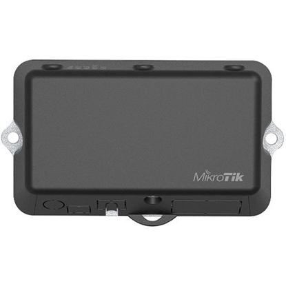 Изображение MikroTik LtAP mini LTE kit L4 2.4GHz AP 802.11b/g/n 2x2, LTE modem, GPS