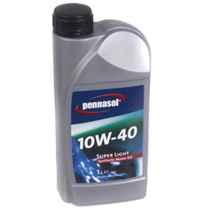 Attēls no Motoreļļa 10W40 Pennasol Super Light 1l