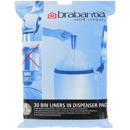 Attēls no Atkritumu maisi Brabantia SmartFix 40-50l