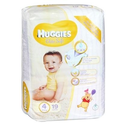 Attēls no Autiņbiksītes Huggies Elite Soft 8-14kg 19gab