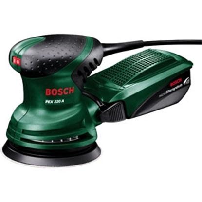Изображение Ekscentriskā slīpmašīna Bosch PEX 220 A