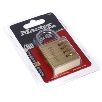 Attēls no Piek.atslēga ar šifru (4 cipari) 40mm